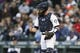 Mar 30, 2019; Seattle, WA, USA; Seattle Mariners catcher Tom Murphy (2) signals to teammates during the second inning against the Boston Red Sox at T-Mobile Park. Mandatory Credit: Joe Nicholson-USA TODAY Sports