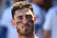 Mar 31, 2019; Los Angeles, CA, USA; Los Angeles Dodgers center fielder Cody Bellinger (35) looks on in the dugout during the second inning against the Arizona Diamondbacks at Dodger Stadium. Mandatory Credit: Jayne Kamin-Oncea-USA TODAY Sports