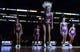 Apr 1, 2019; Phoenix, AZ, USA; The Phoenix Suns Dancers perform during the game against the Cleveland Cavaliers at Talking Stick Resort Arena. Mandatory Credit: Joe Camporeale-USA TODAY Sports