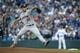 Apr 13, 2019; Seattle, WA, USA; Houston Astros starting pitcher Justin Verlander (35) throws against the Seattle Mariners during the first inning at T-Mobile Park. Mandatory Credit: Joe Nicholson-USA TODAY Sports
