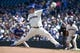 Apr 28, 2019; Seattle, WA, USA; Seattle Mariners starting pitcher Erik Swanson (50) throws against the Texas Rangers during the second inning at T-Mobile Park. Mandatory Credit: Joe Nicholson-USA TODAY Sports