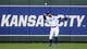 Apr 9, 2019; Kansas City, MO, USA; Kansas City Royals center fielder Billy Hamilton (6) throws the ball against the Seattle Mariners at Kauffman Stadium. Mandatory Credit: Jay Biggerstaff-USA TODAY Sports