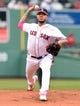 May 12, 2019; Boston, MA, USA; Boston Red Sox starting pitcher Hector Velazquez (76) pitches during the first inning against the Seattle Mariners at Fenway Park. Mandatory Credit: Bob DeChiara-USA TODAY Sports