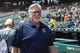 Jun 29, 2019; Detroit, MI, USA; 1984 Detroit Tigers member, Jack Morris on the field prior to the game between the Washington Nationals and the Detroit Tigers at Comerica Park. Mandatory Credit: Gregory J. Fisher-USA TODAY Sports