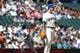 Jul 28, 2019; Seattle, WA, USA; Seattle Mariners relief pitcher Tommy Milone (57) steps back on the mound after surrendering a solo home run to Detroit Tigers left fielder Niko Goodrum (28, background) during the fourth inningat T-Mobile Park. Mandatory Credit: Joe Nicholson-USA TODAY Sports