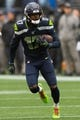 Oct 20, 2019; Seattle, WA, USA; Seattle Seahawks wide receiver Malik Turner (17) during the first half at CenturyLink Field. Baltimore defeated Seattle 30-16. Mandatory Credit: Steven Bisig-USA TODAY Sports