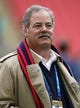 Nov 3, 2019; London, United Kingdom; Houston Texans chief executive officer D. Cal McNair watches from the sidelines before a NFL International Series game against the Jacksonville Jaguars at Wembley Stadium. Mandatory Credit: Kirby Lee-USA TODAY Sports