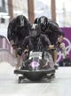 Feb 23, 2014; Krasnaya Polyana, RUSSIA; Team USA 1 piloted by Steven Holcomb and teammates Curtis Tomasvicz, Steven Langton, and Christopher Fogt on the final run in the 4-man bobsled during the Sochi 2014 Olympic Winter Games at Sanki Sliding Center. Mandatory Credit: John David Mercer-USA TODAY Sports