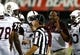 Sep 5, 2015; Cincinnati, OH, USA; Alabama A&M Bulldogs head coach James Spady against the Cincinnati Bearcats at Nippert Stadium. The Bearcats won 52-10. Mandatory Credit: Aaron Doster-USA TODAY Sports