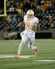 Nov 21, 2015; Columbia, MO, USA; Tennessee Volunteers quarterback Joshua Dobbs (11) runs the ball during the second half against the Missouri Tigers at Faurot Field. Tennessee won the game 19-8. Mandatory Credit: Denny Medley-USA TODAY Sports