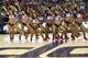 Dec 28, 2015; Washington, DC, USA; Washington Wizards Girls dance on the court during a timeout against the Los Angeles Clippers in the third quarter at Verizon Center. The Clippers won 108-91. Mandatory Credit: Geoff Burke-USA TODAY Sports