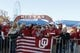 Oct 8, 2016; Dallas, TX, USA;  Oklahoma Sooners fans wait for the team to arrive before the game against the Texas Longhorns at Cotton Bowl. Mandatory Credit: Tim Heitman-USA TODAY Sports
