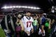 Oct 24, 2016; Denver, CO, USA; Houston Texans quarterback Brock Osweiler (17) after the game against the Denver Broncos at Sports Authority Field at Mile High. The Broncos won 27-9. Mandatory Credit: Isaiah J. Downing-USA TODAY Sports