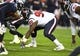 Oct 24, 2016; Denver, CO, USA; Houston Texans nose tackle D.J. Reader (98) during the third quarter against the Denver Broncos at Sports Authority Field at Mile High. Mandatory Credit: Ron Chenoy-USA TODAY Sports