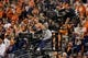 Oct 24, 2016; Denver, CO, USA; A general view of the sideline cameras in the fourth quarter of the game between the Denver Broncos and the Houston Texans at Sports Authority Field at Mile High. Mandatory Credit: Isaiah J. Downing-USA TODAY Sports