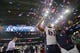 Feb 5, 2017; Houston, TX, USA; New England Patriots offensive tackle Marcus Cannon (61) celebrates after the win over the Atlanta Falcons during Super Bowl LI at NRG Stadium. The Patriots won 34-28. Mandatory Credit: Dan Powers-USA TODAY Sports